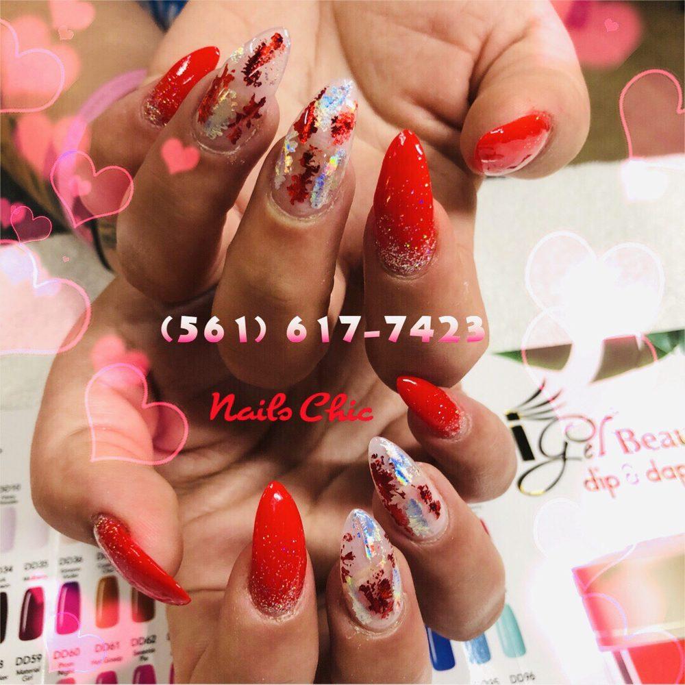 Nails Chic: 2621 N Federal Hwy, Boca Raton, FL