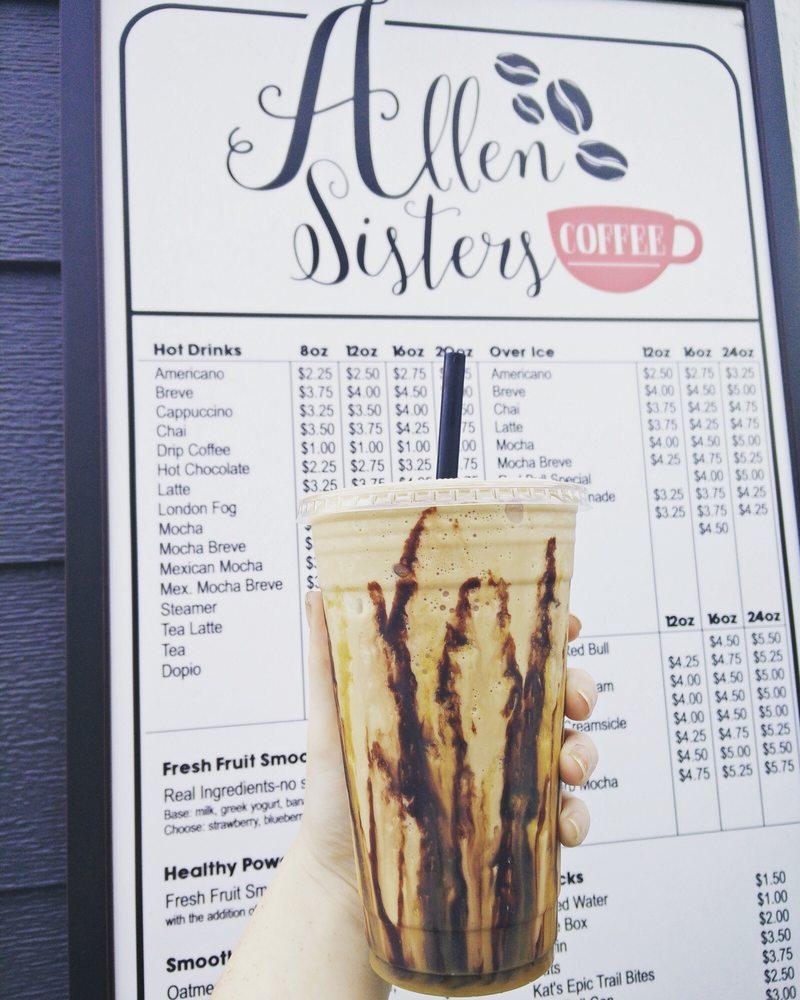 Allen Sisters Coffee: 35104 Kenai Spur Hwy, Soldotna, AK