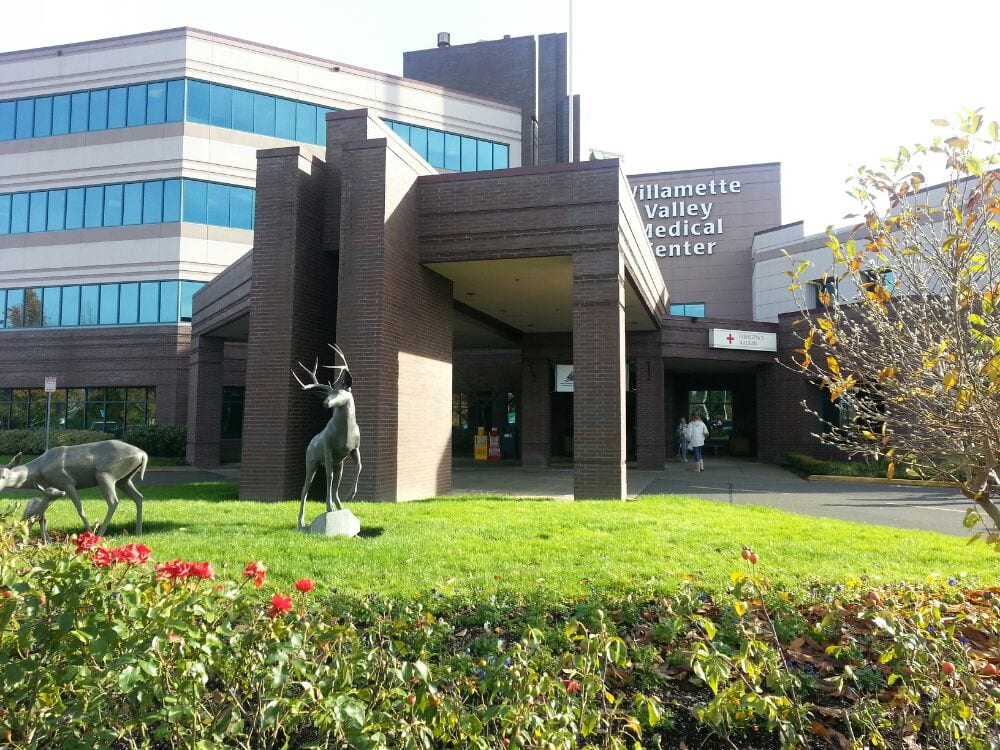 Willamette Valley Medical Center & Cancer Center: 2700 SE Stratus Ave, McMinnville, OR