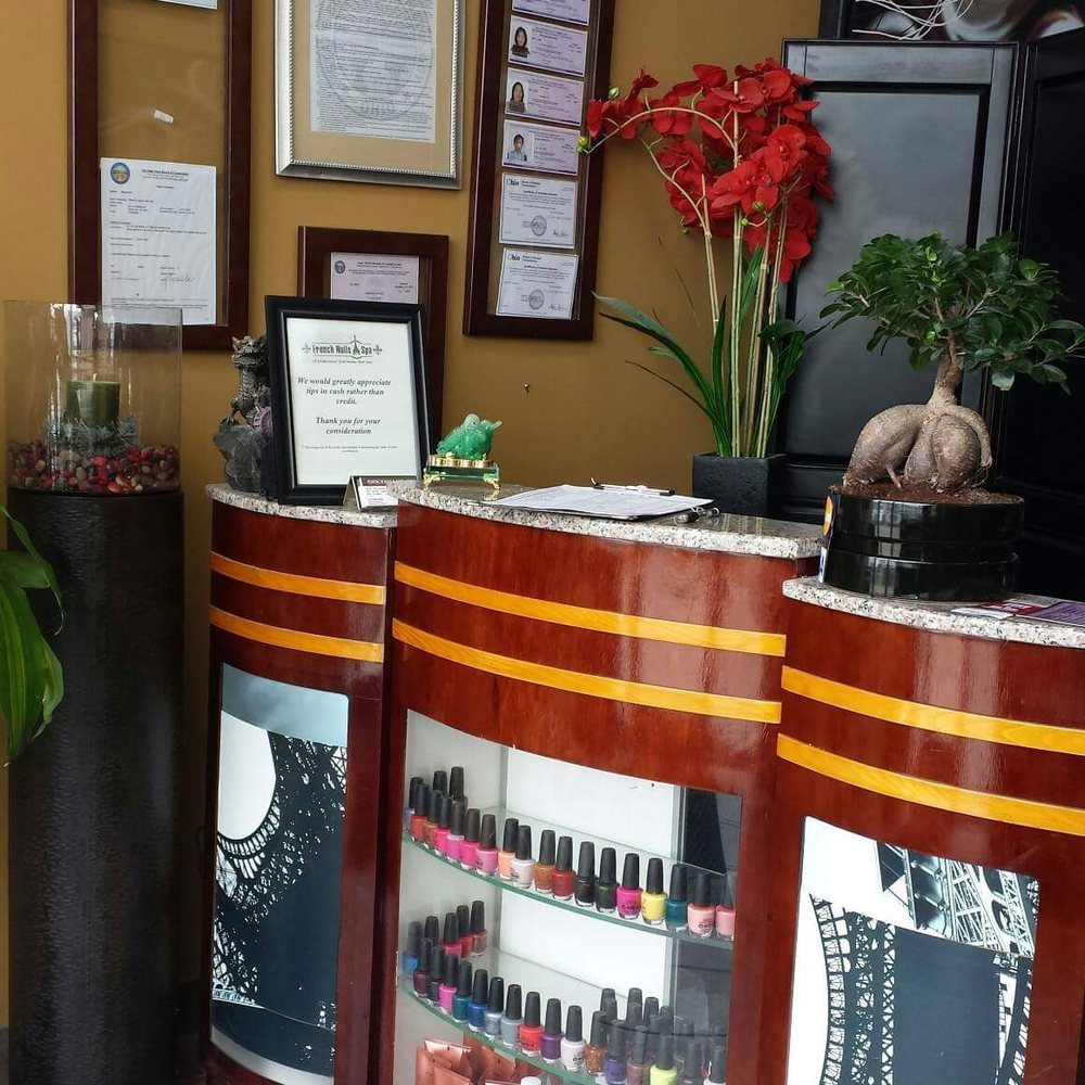 French Nails & Spa: 808 Crossings Rd, Sandusky, OH