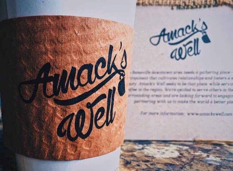 Amack's Well: 103 E George St, Batesville, IN