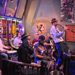 The Spotted Cat Music Club - New Orleans