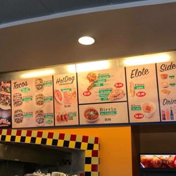 Photo Of Los Plebes Casa Grande Az United States Menu