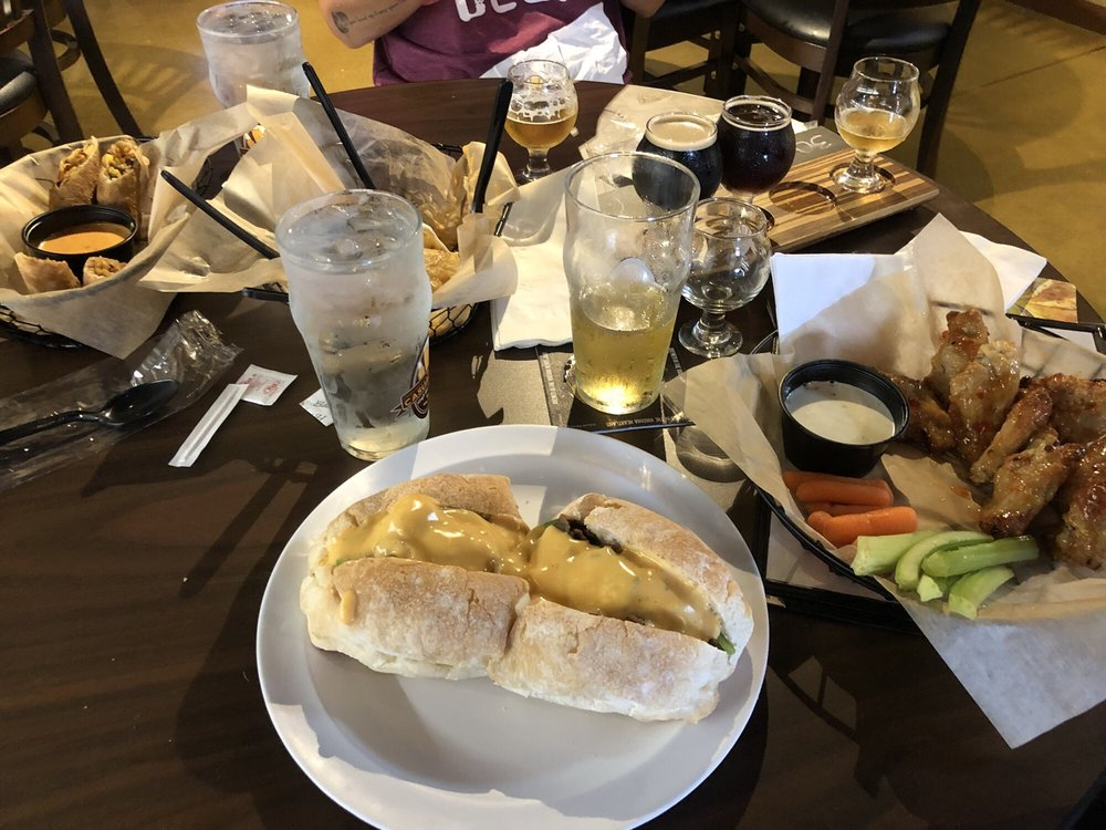 Social Spots from The Casual Pint - Youngstown