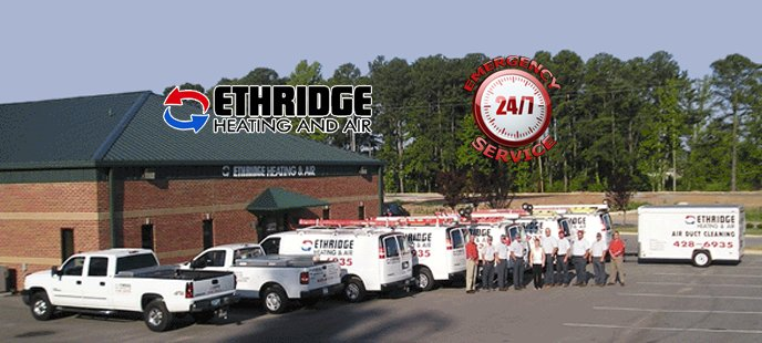 Ethridge Heating & Air