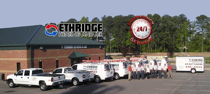 Ethridge Heating & Air: 6259 Park S Dr, Bessemer, AL