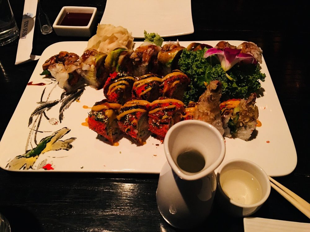Ten Sushi Japanese Restaurant: 16362 County Rd 30, Maple Grove, MN