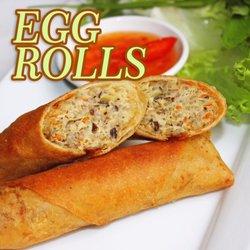 Photo Of Vietnamese Sandwich House And Pho Tukwila Wa United States Egg Egg Rolls 4 95