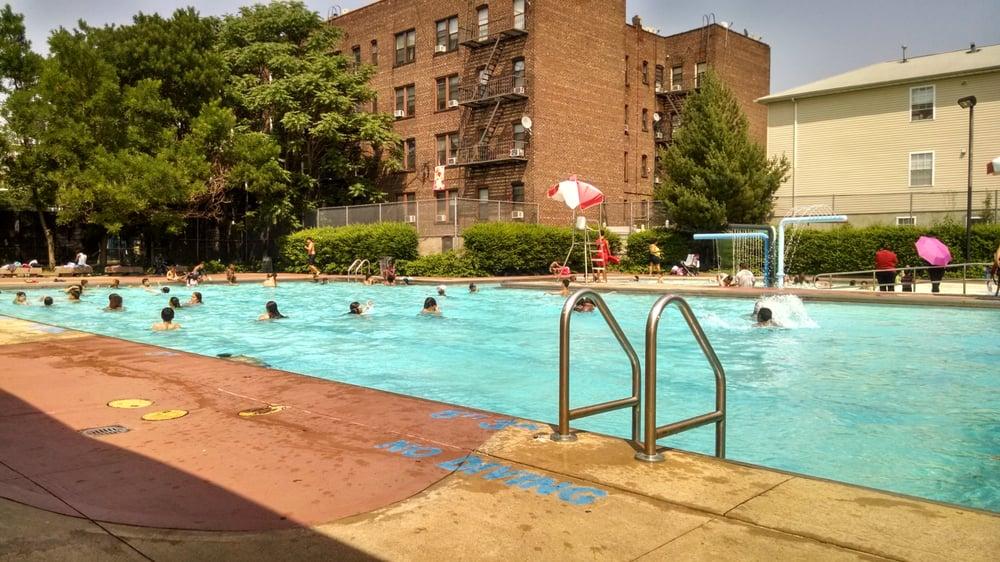 Pavonia Pool Swimming Pools 907 Pavonia Ave Jersey