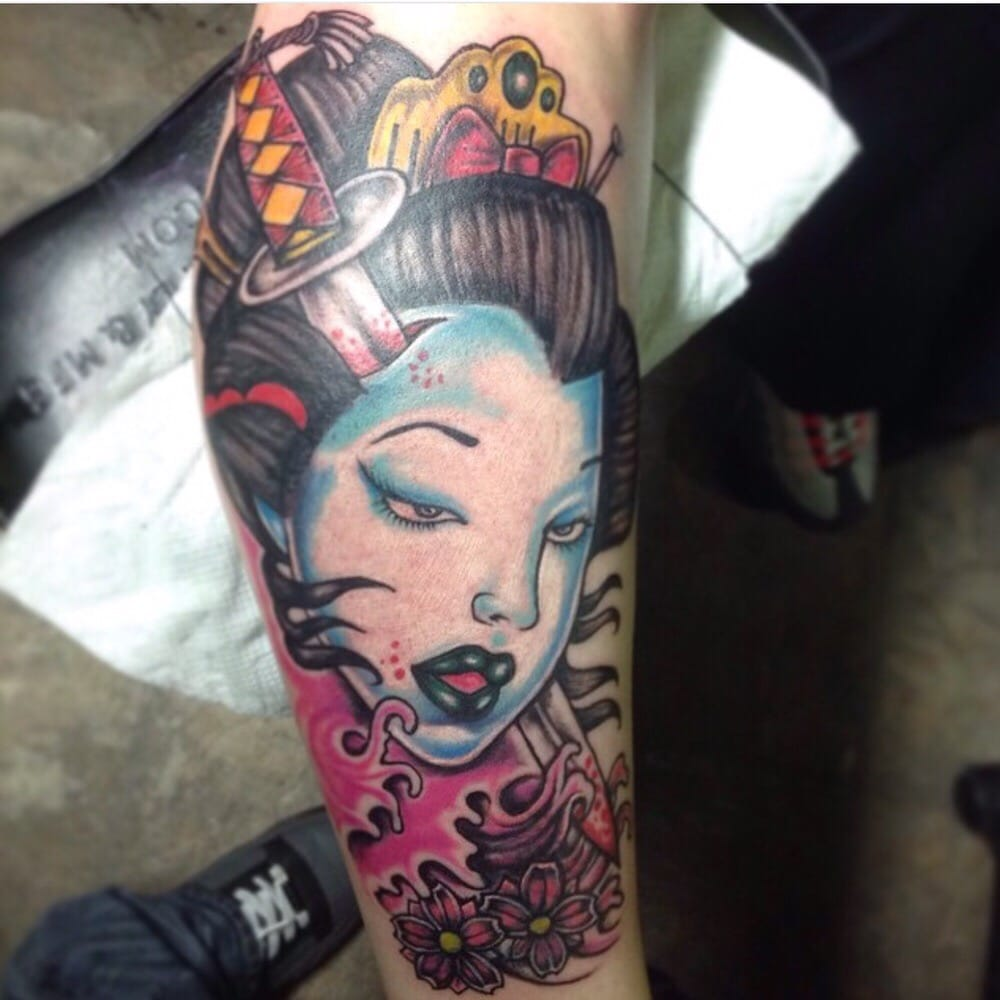 Island city tattoos 38 photos 15 reviews tattoo for Best tattoo shops in maryland