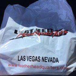 Leather in Las Vegas