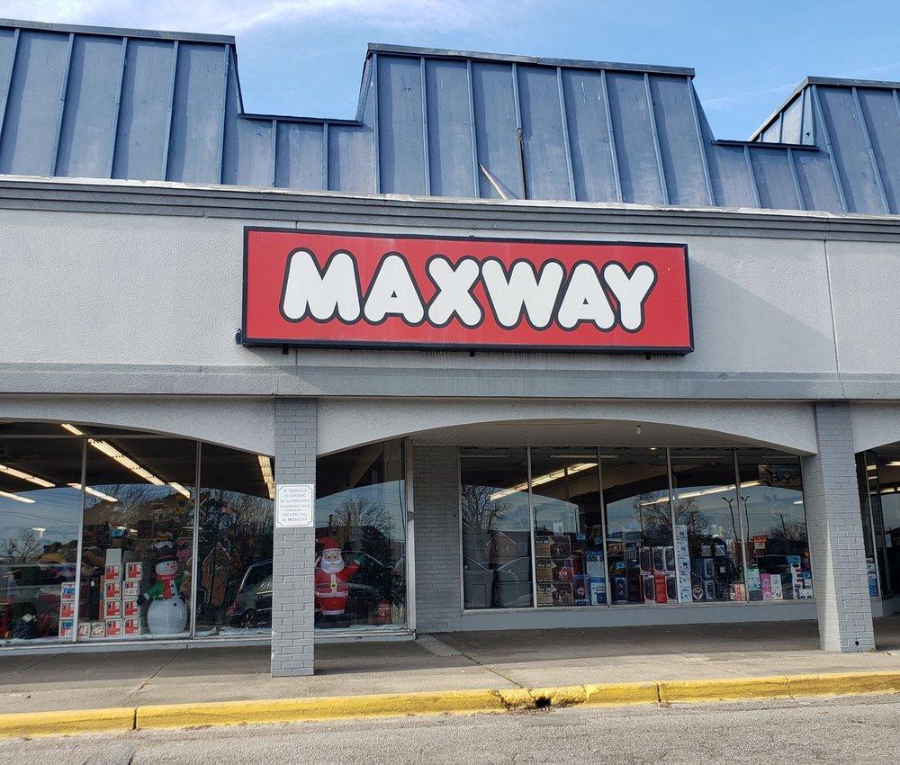 Maxway: 3916 George Washington Hwy, Portsmouth, VA