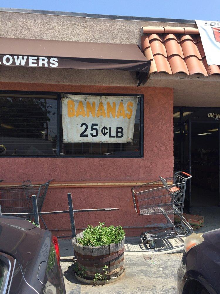 George's Produce: 11631 Lower Azusa Rd, El Monte, CA