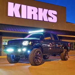 Kirks Tires Accessories Tires 11740 Airline Hwy Baton Rouge