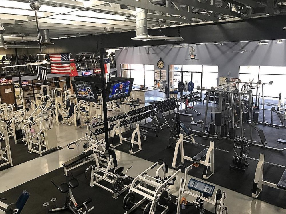 Iron Grind True Fitness: 10934 Montana Ave, El Paso, TX