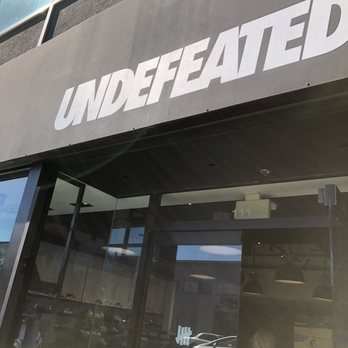 Undefeated - 39 Photos & 76 Reviews - Shoe Stores - 4480