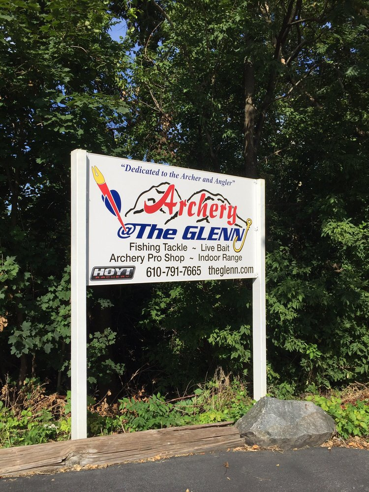Archery At the Glenn: 7 Auburn St, Allentown, PA