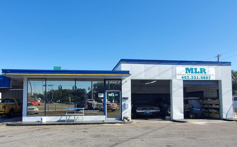 MLR Automotive: 4300 Aloma Ave, Winter Park, FL