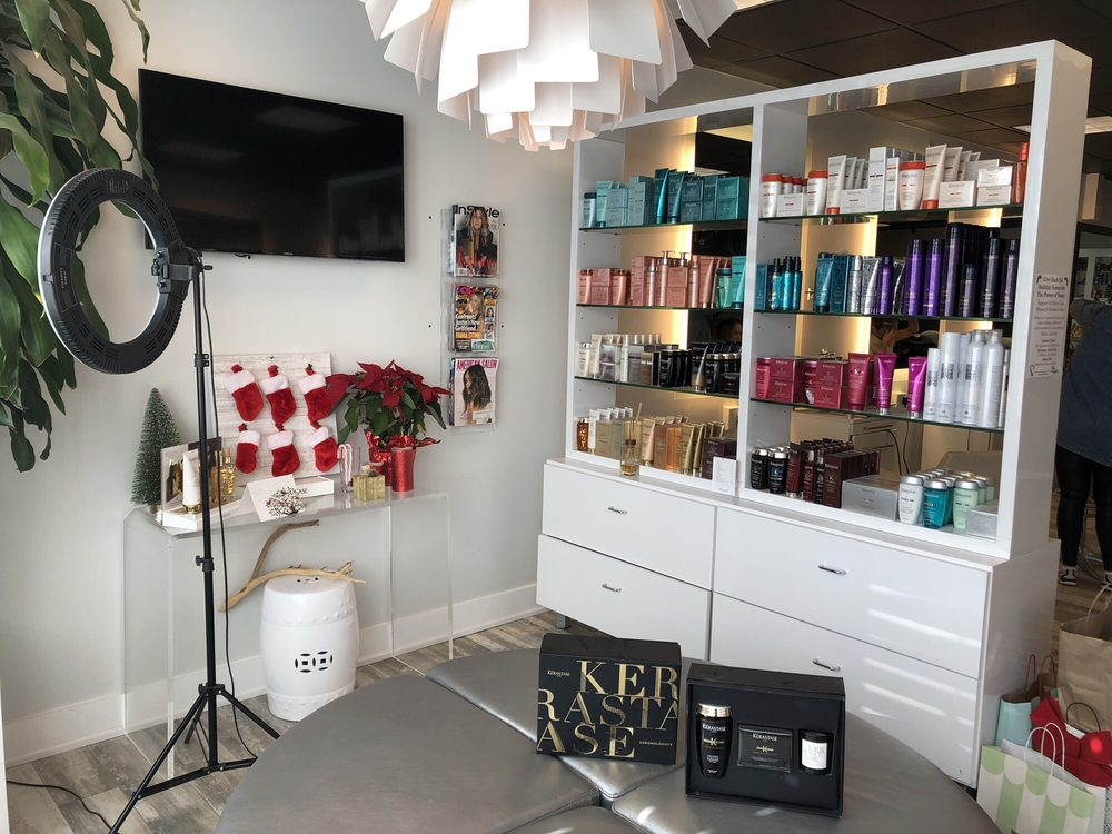 Salon Pure: 153 Markham Pl, Little Silver, NJ