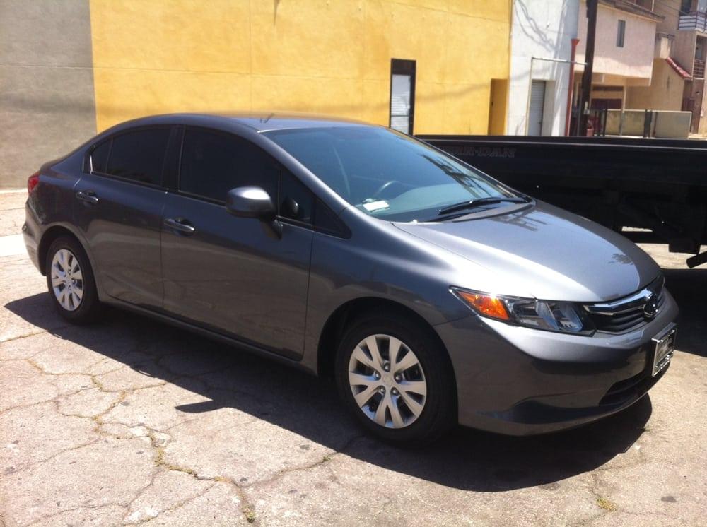 2012 honda civic tints yelp for Honda window tinting