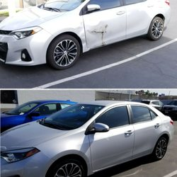 Awesome Photo Of Mossy Collision Center   National City, CA, United States. Before  And