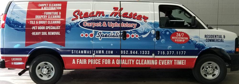 Steam Master Carpet & Upholstery Specialist: 1959 Shawnee Rd, Eagan, MN