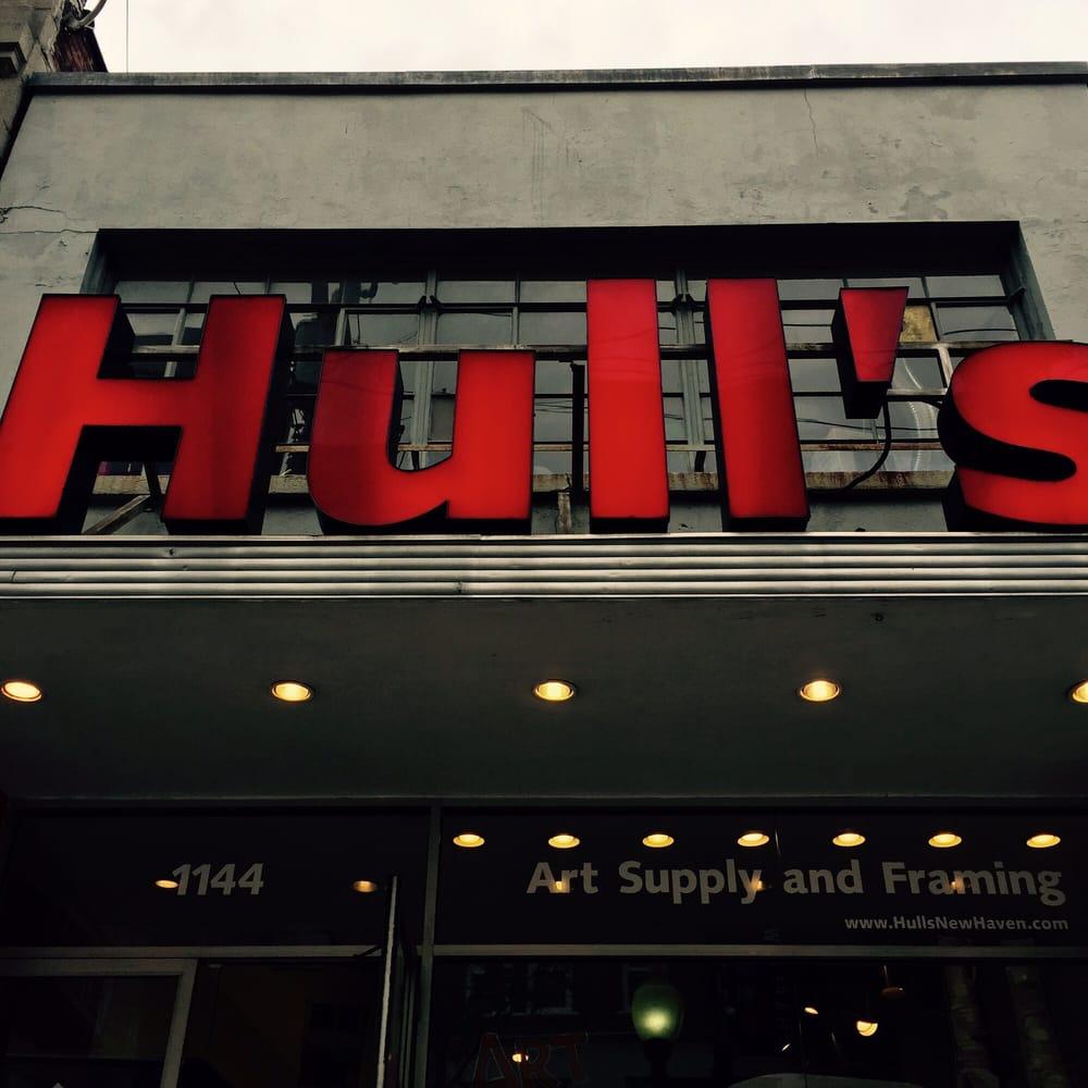 Hull\'s Art Supply & Framing - 15 Reviews - Art Supplies - 1144 ...
