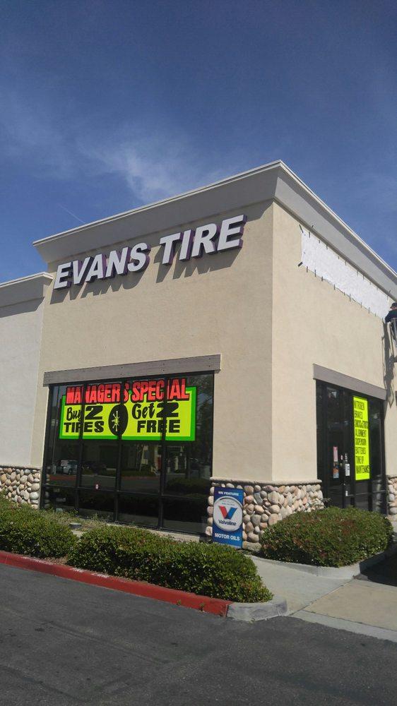 Evans Tire