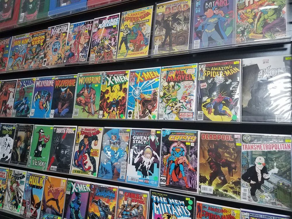 Planet Comics: 2704 N Main St, Anderson, SC