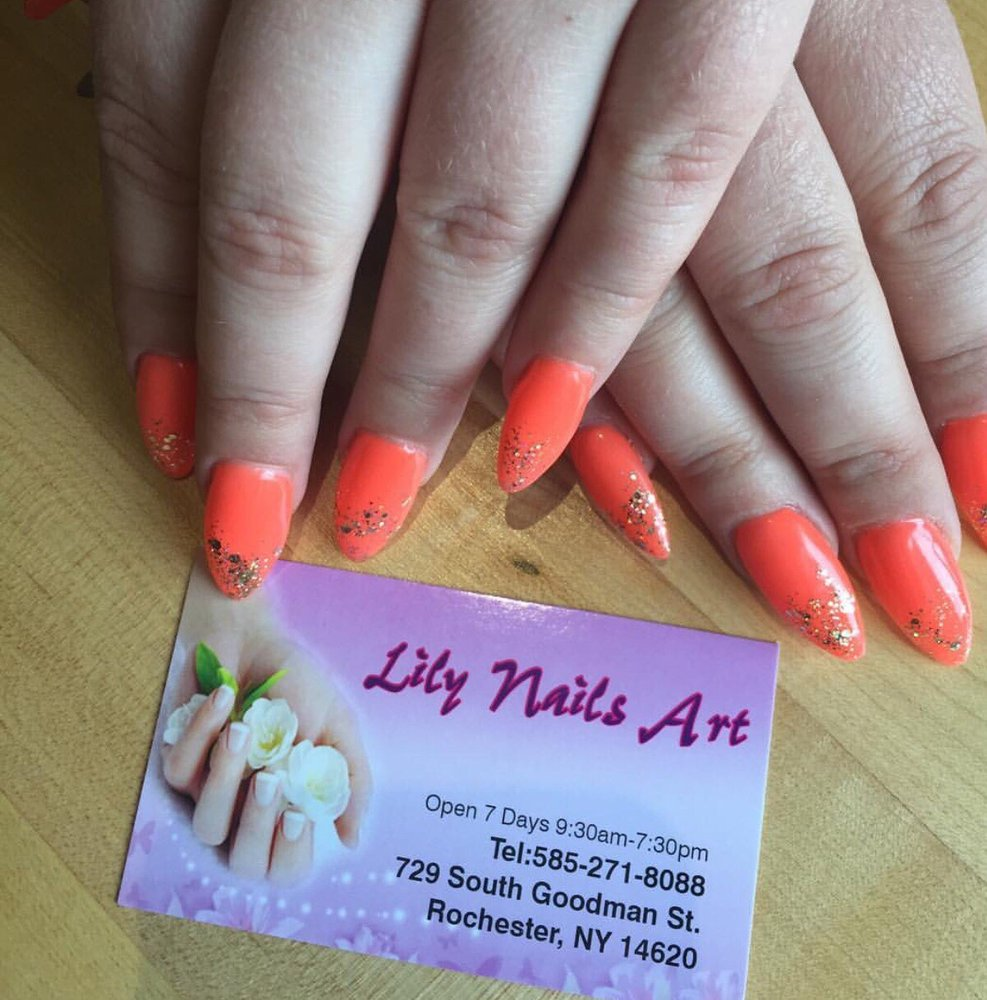 Photos for Lily Nails Art - Yelp
