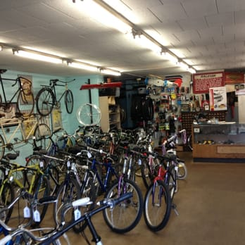 Baynesville Bicycle Service - 10 Reviews - Bikes - 1703 E ...