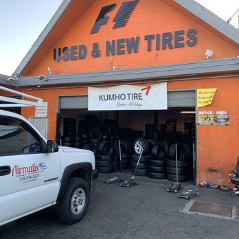 Photo Of F1 Tires Northridge Ca United States