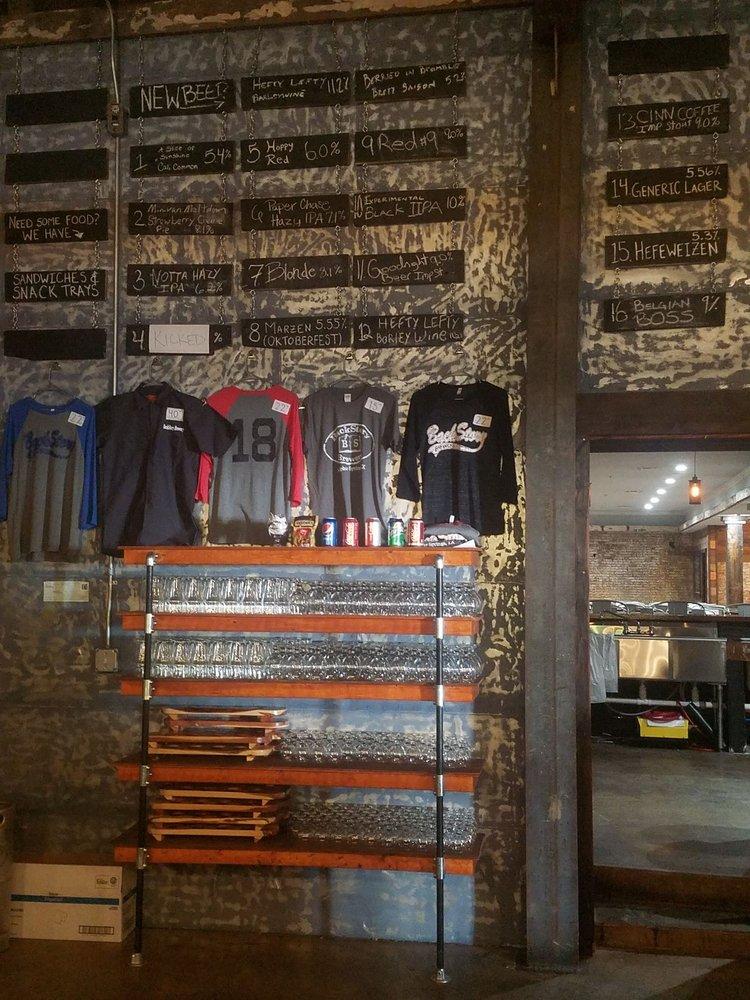 BackStory Brewery: 211 Magnolia, Sulphur Springs, TX