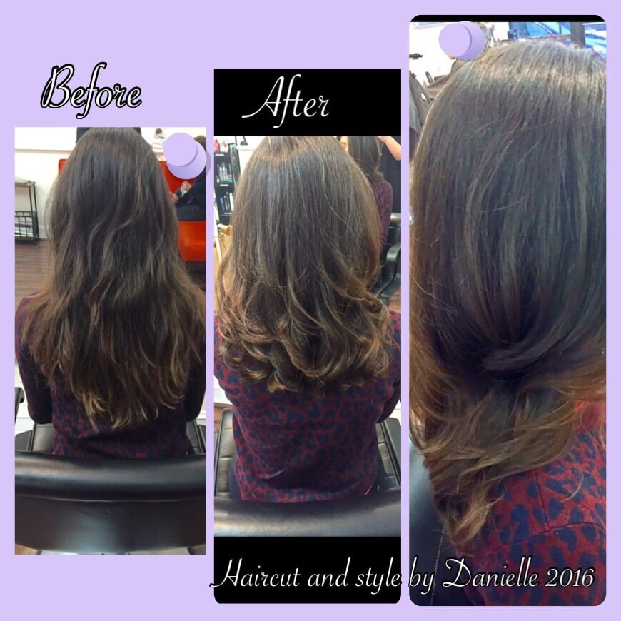 Haircut By Danielle Yelp