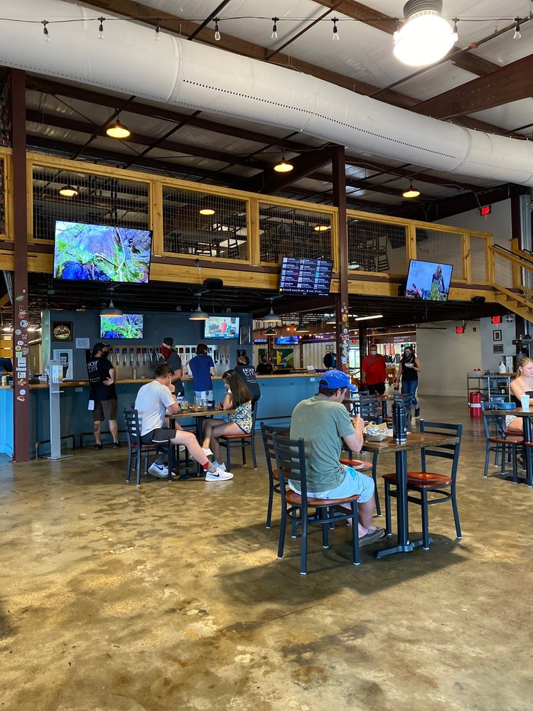 Holy City Brewing: 1021 Aragon Ave, North Charleston, SC