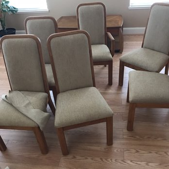 Photo Of Stanislaus Custom Upholstery Modesto Ca United States Reupholstered Chairs