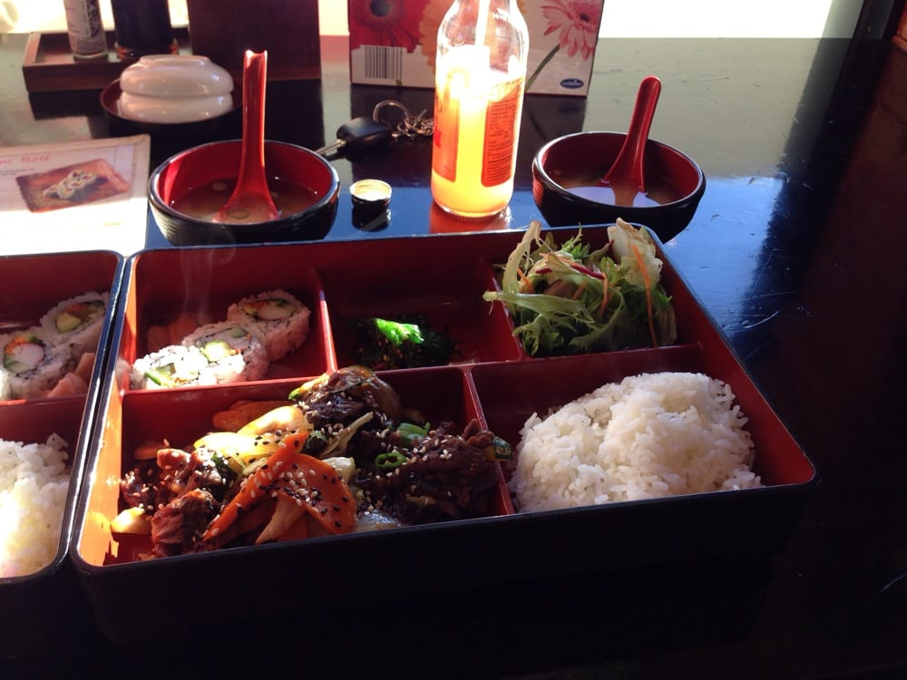 beef bento box lunch special yelp. Black Bedroom Furniture Sets. Home Design Ideas