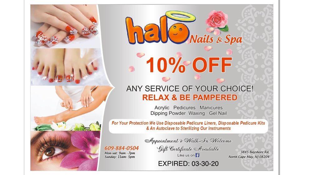 Oriental Nails III: 3845 Bayshore Rd, Cape May, NJ