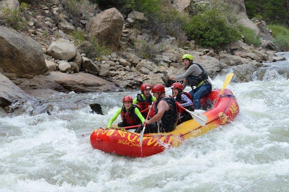 American Adventure Expeditions: 12844 US 24 / 285, Buena Vista, CO