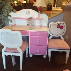 Perfect Photo Of Easylife Furniture   Cerritos, CA, United States. Hello Kitty Desk!