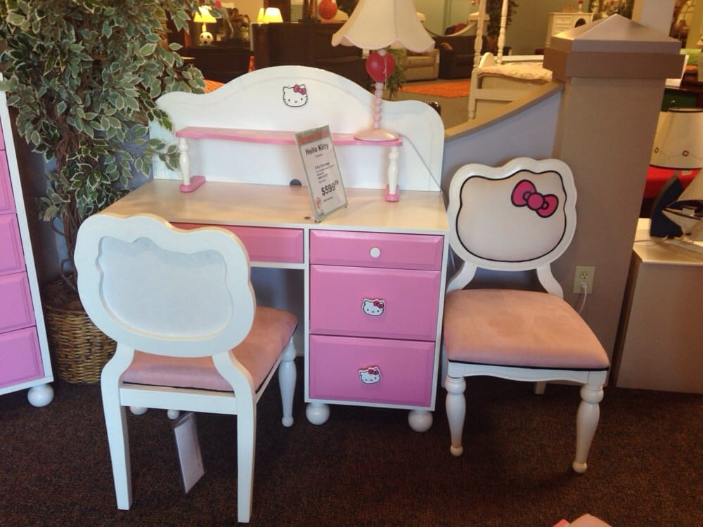 Photo Of Easylife Furniture   Cerritos, CA, United States. Hello Kitty Desk!