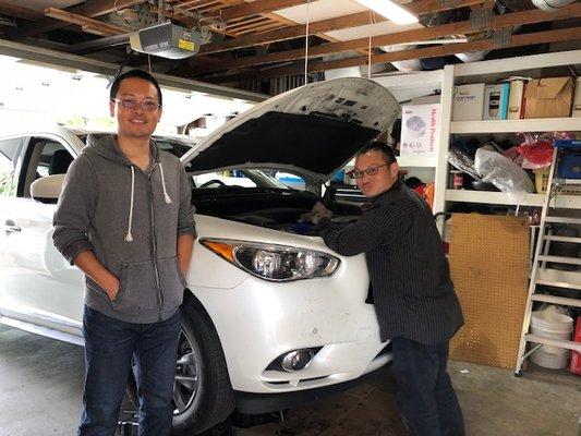 Auto Service Near Me >> Chen S Family Auto Service Request A Quote Auto Repair 1505