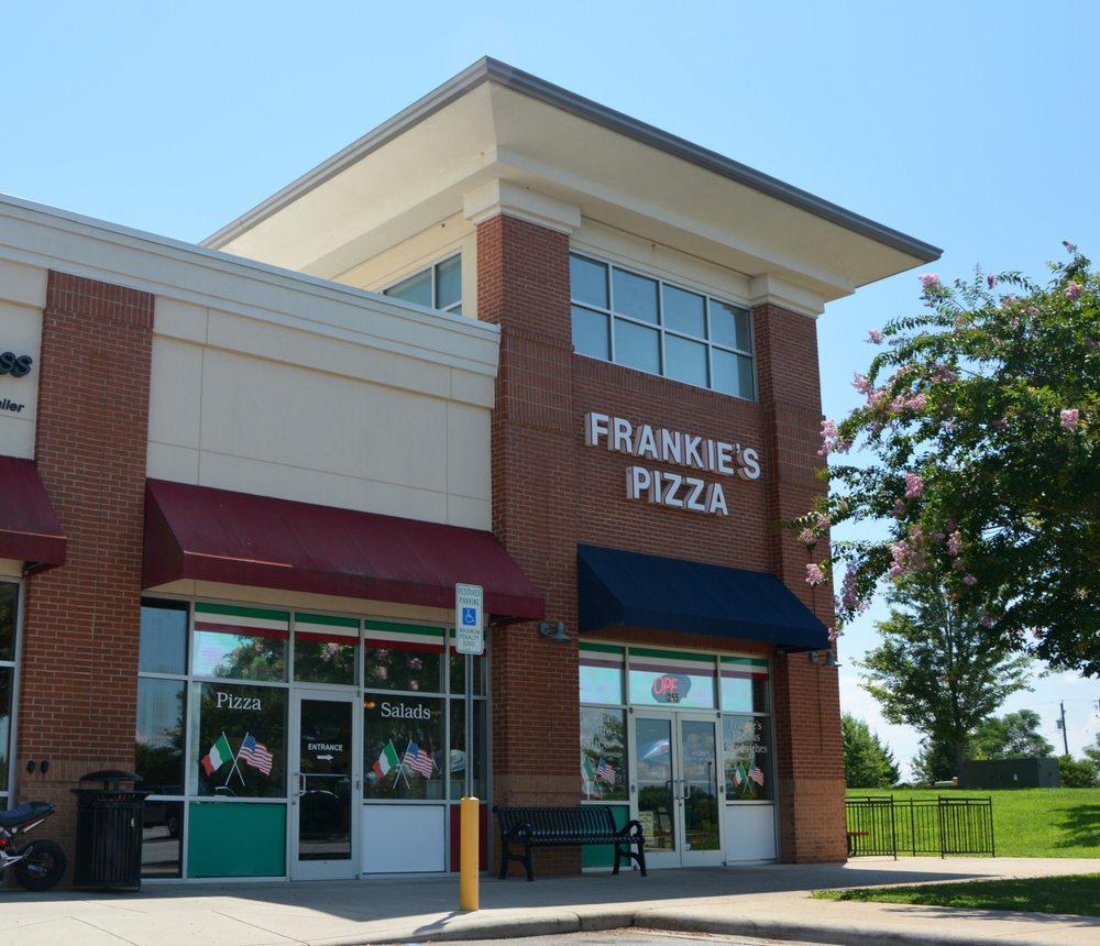 Frankie's Pizza: 265 River Bend Dr, Granite Falls, NC