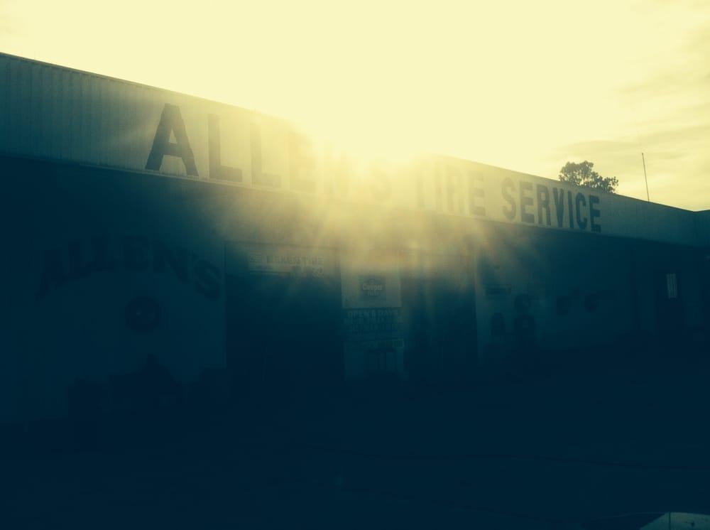 Allen's Tire Service: 1040 Bussey Rd, Sycamore, GA