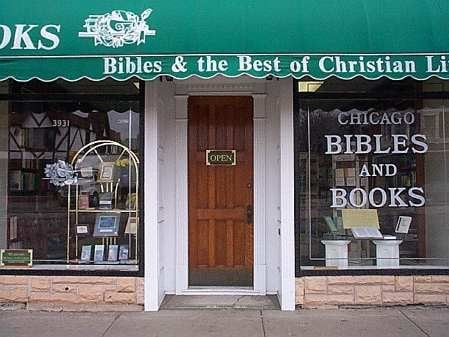 Chicago Bibles and Books: 3931 W Irving Park Rd, Chicago, IL