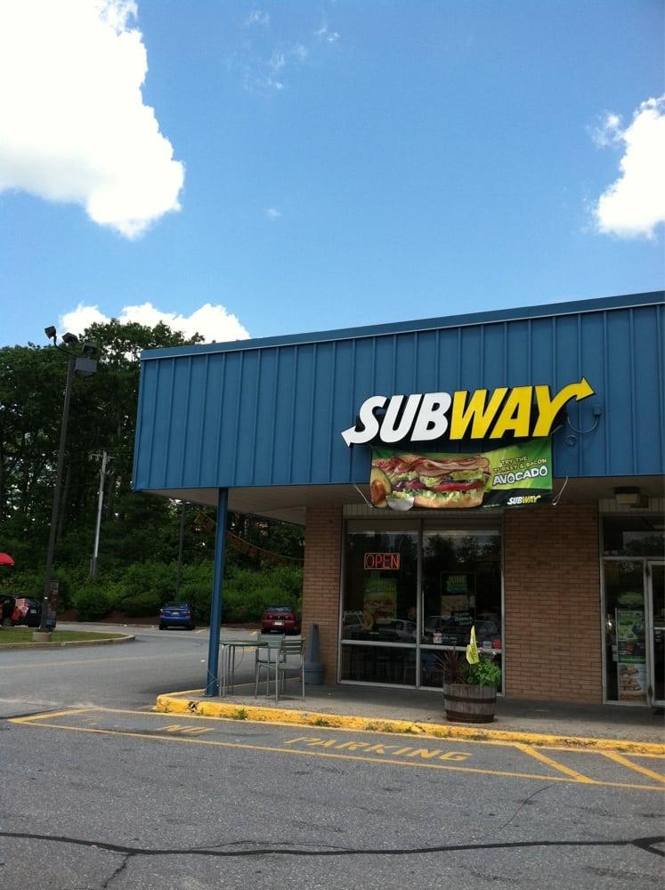 Subway: 30 Pearson Blvd, Gardner, MA