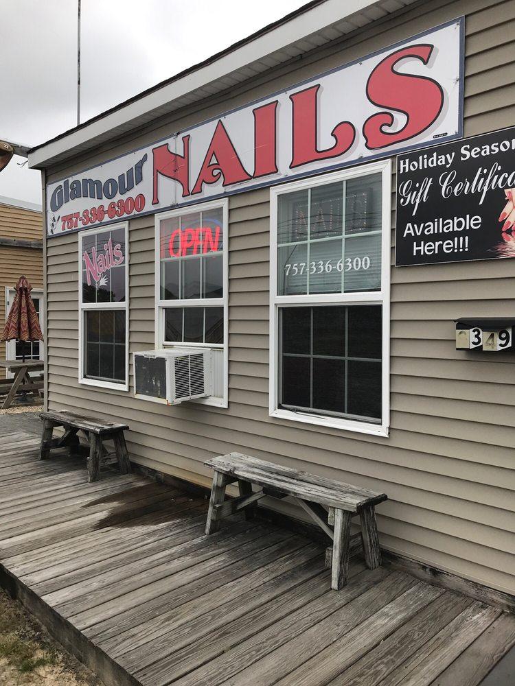 Glamour Nails: 6349 Maddox Blvd, Chincoteague Island, VA