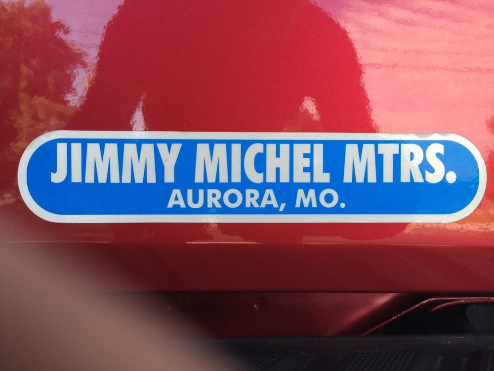 Jimmy Michel Motors: 555 S Elliott Ave, Aurora, MO