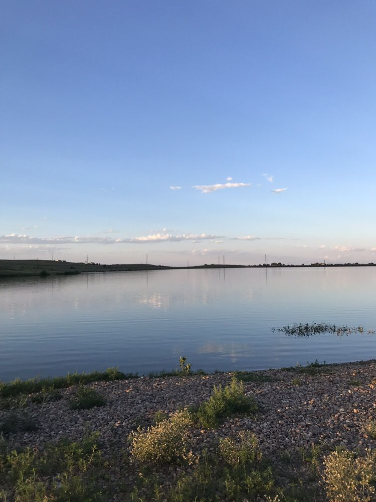 Arvada Blunn Reservoir: E Of Highway 93 And 64th Pkwy, Golden, CO