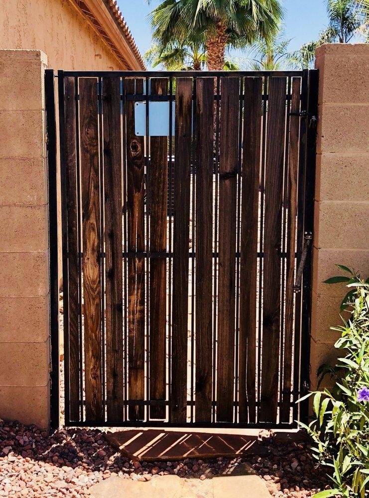 RJ's Gate Repair: 16352 W Central St, Surprise, AZ